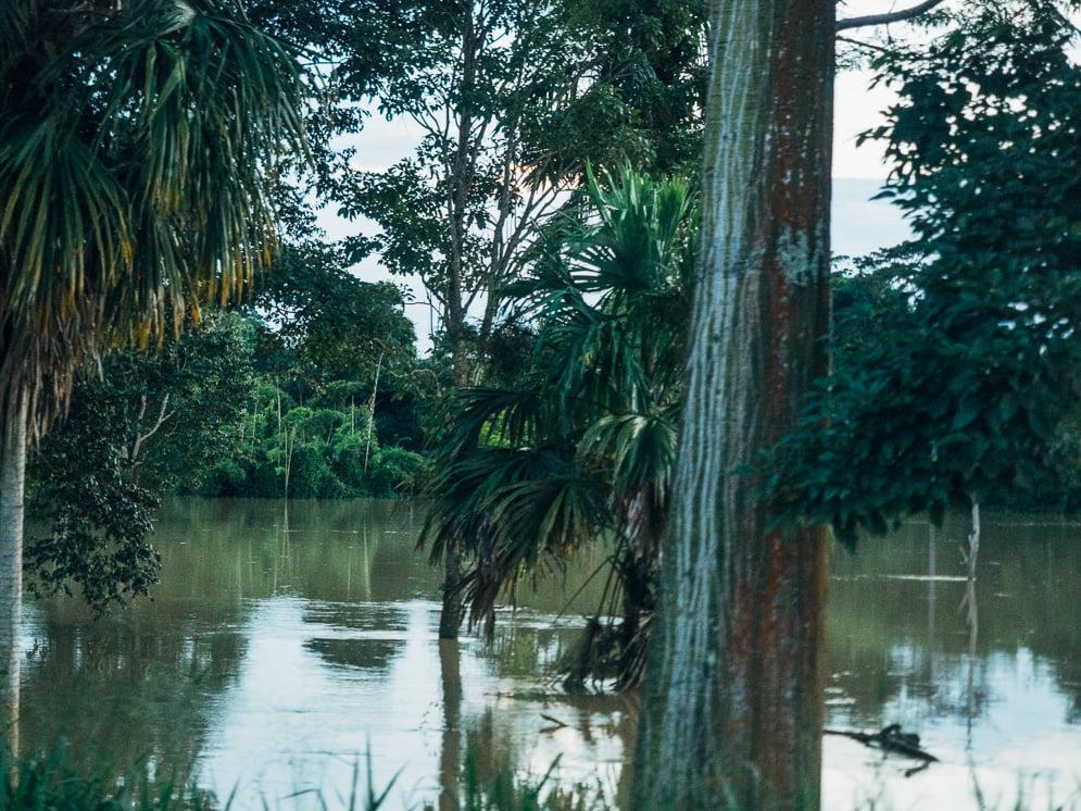Trajet de Cartagena à Capurgana en Colombie