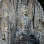 Temple boudhiste Gyeongju Coree-du-sud