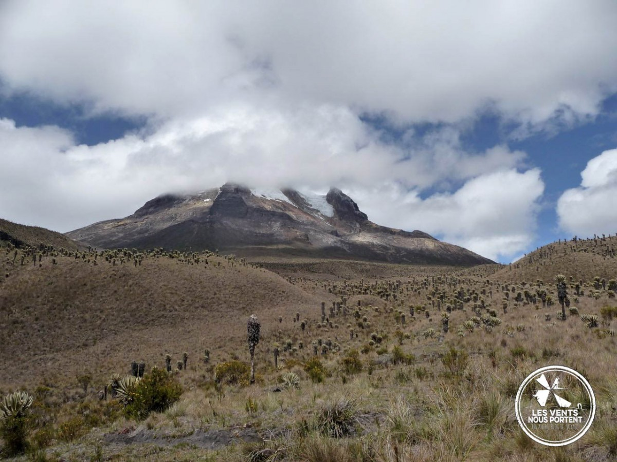 Volcan Tolima Photos du Parc Los Nevados Colombie