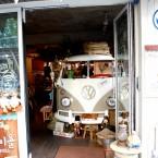 Camion VW Magasin Seoul Coree du sud