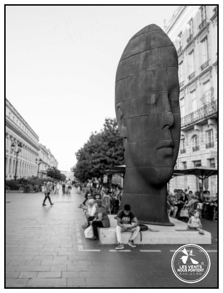 Sculpture Photos de Bordeaux Tourisme Gironde