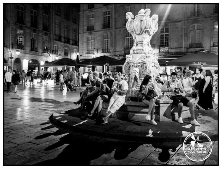 Place du Parlement Photos de Bordeaux Tourisme Gironde