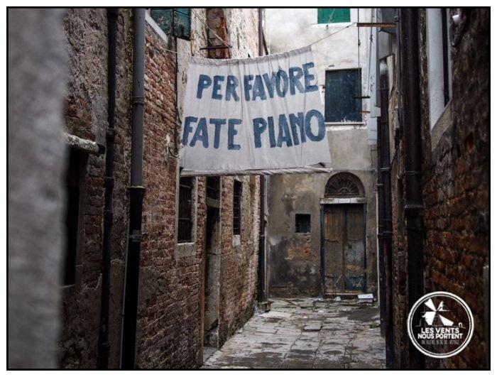 Voyage Musical Per favore fate piano venise
