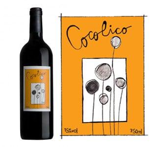 Cocolico Collines de l'hirondelle Vin de France