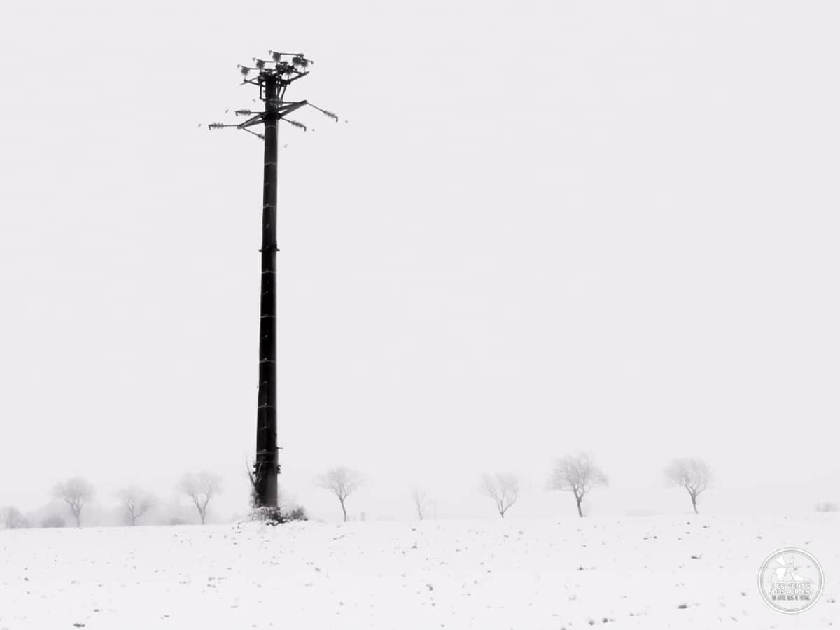 photo sous la neige à Carcassonne Blog de voyage