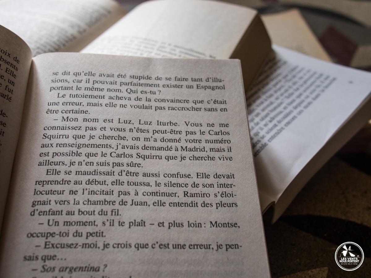 Luz ou le temps sauvage Un livre une destination blog de voyage