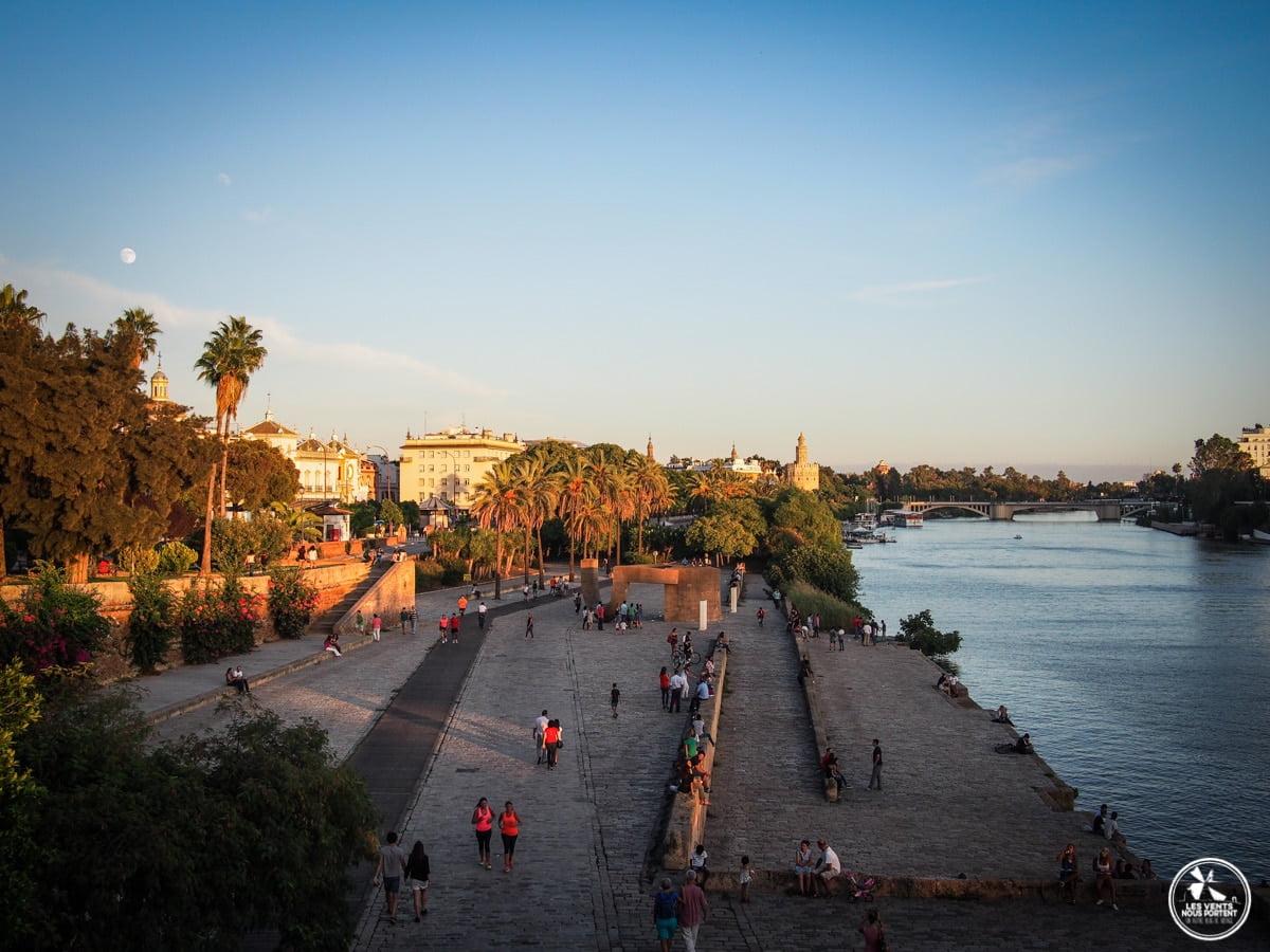 Seville blog de voyage espagne
