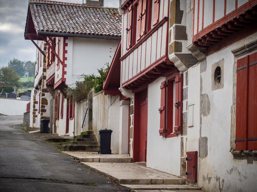 maison a colombage a labastide clairence plus beau village de france au pays basque