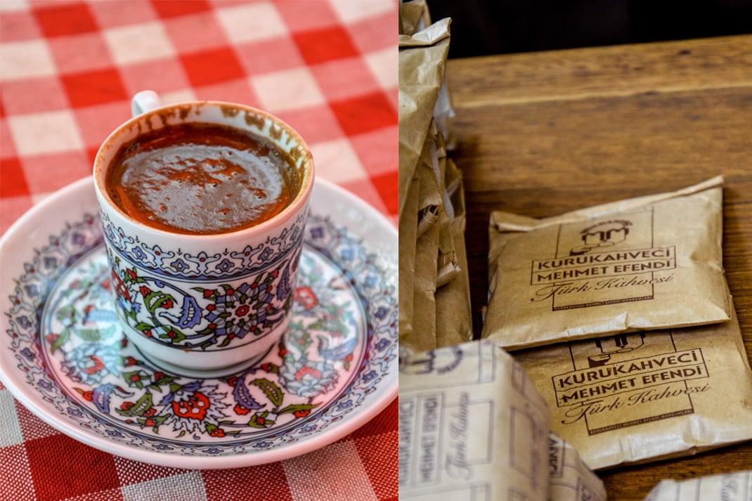 café turc conseils quoi manger à istanbul