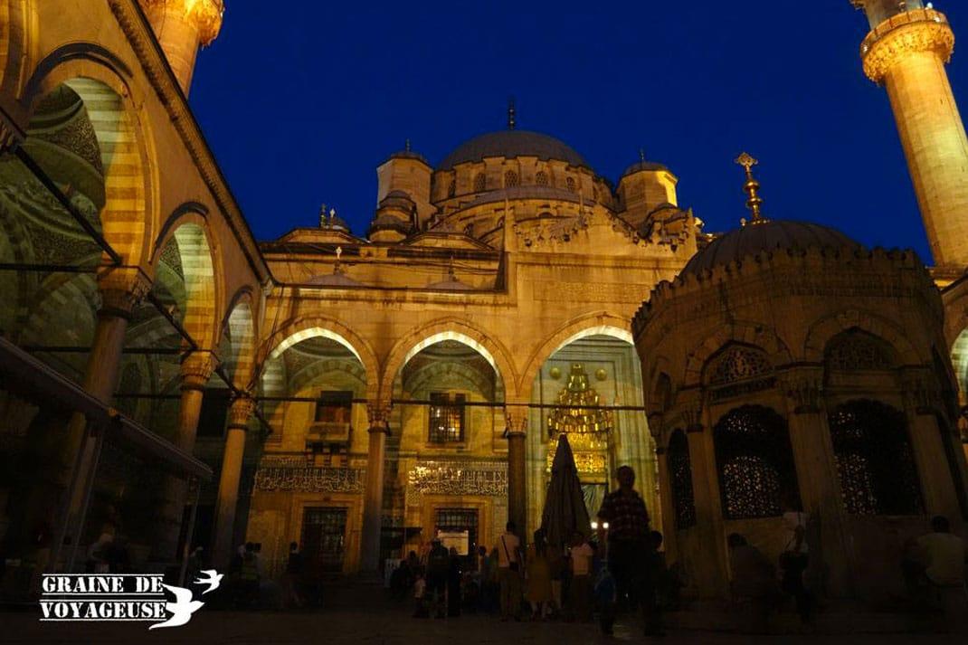 mosquée yens camii conseils quoi voir à istanbul