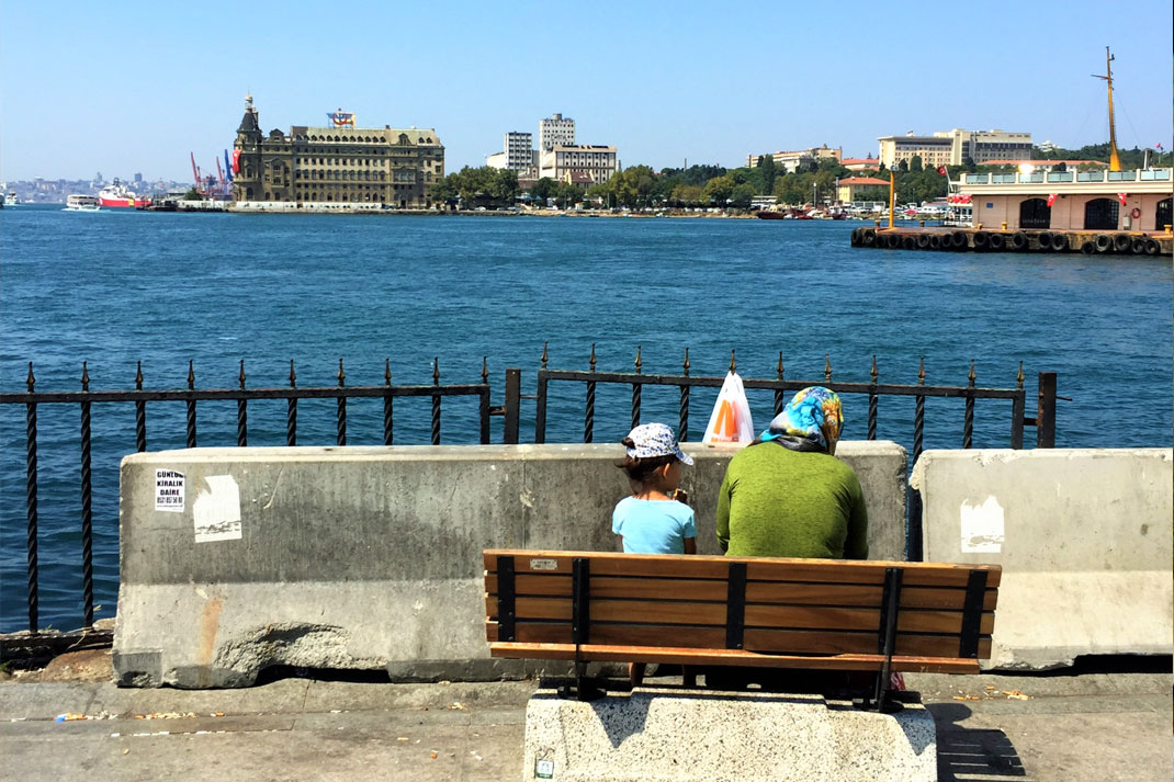 sur les quais de bostanci conseils où aller à istanbul