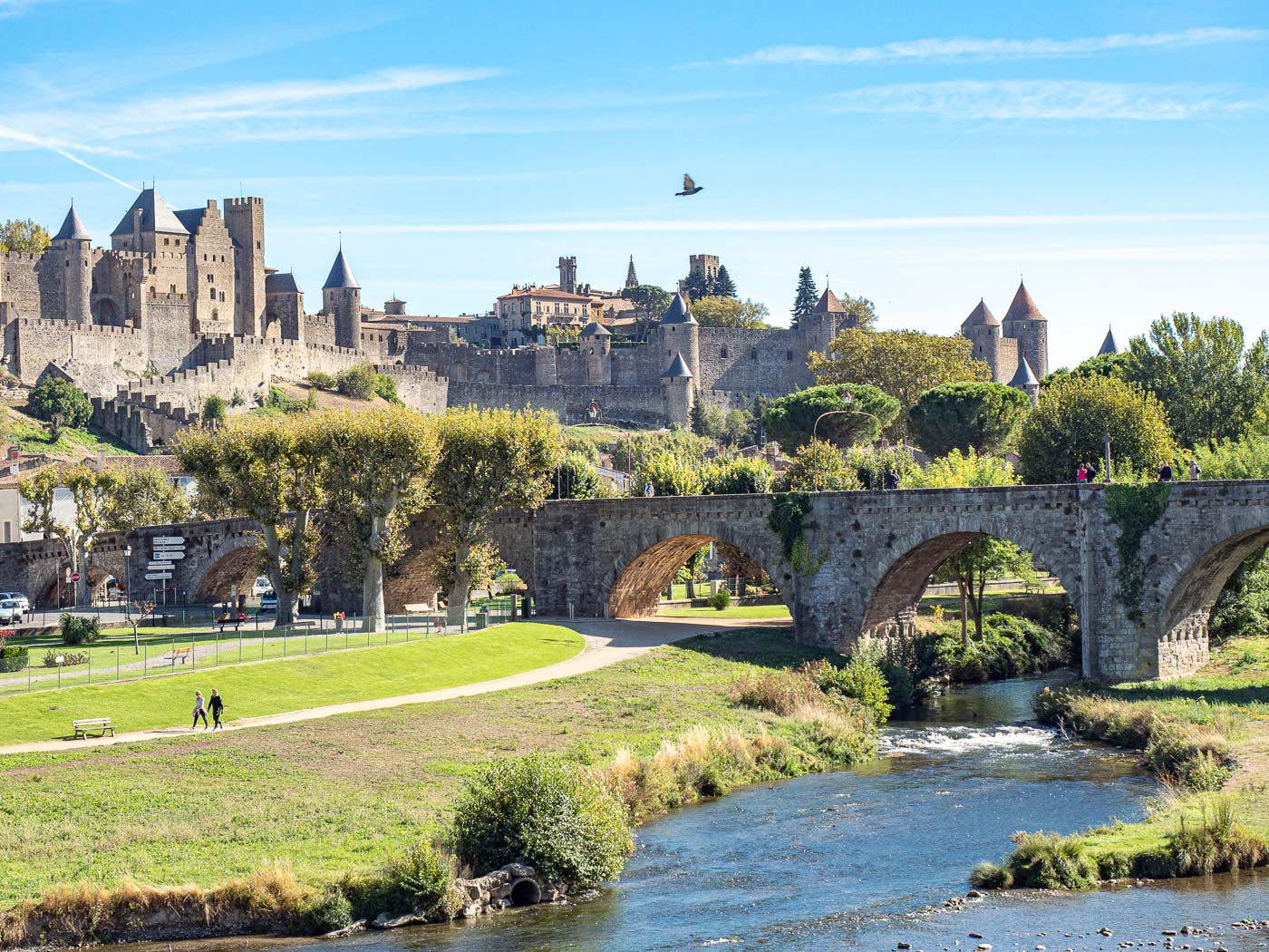 Visiter la cité de Carcassonne, conseils pour des vacances en France