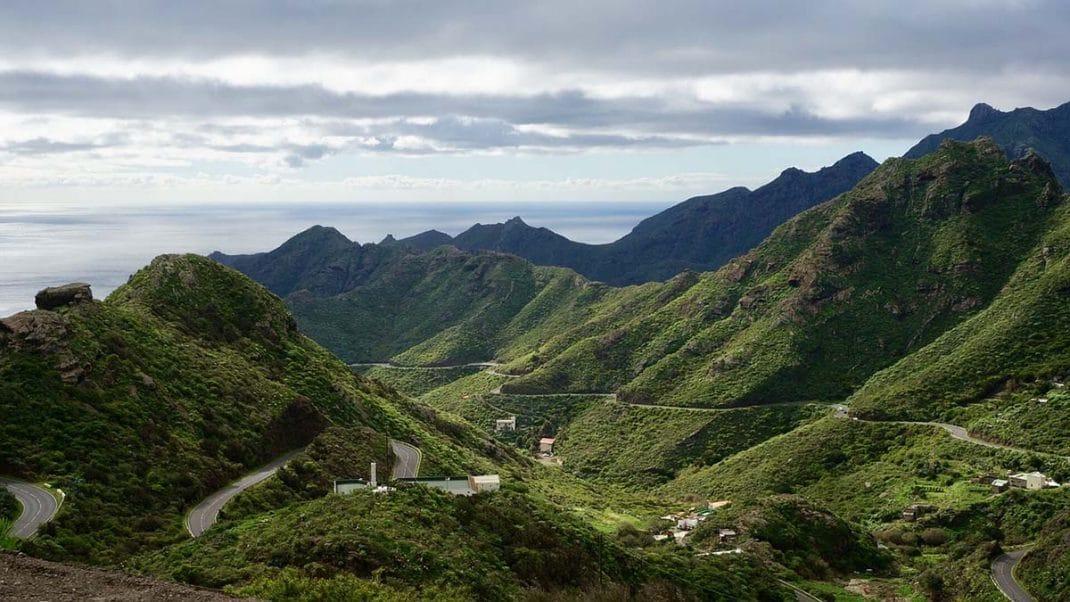 paysage de tenerife ile des canaries blog de voyage en espagne