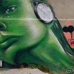 streetart à valparaiso en voyage au chili