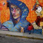 street art murals à valparaiso au chili