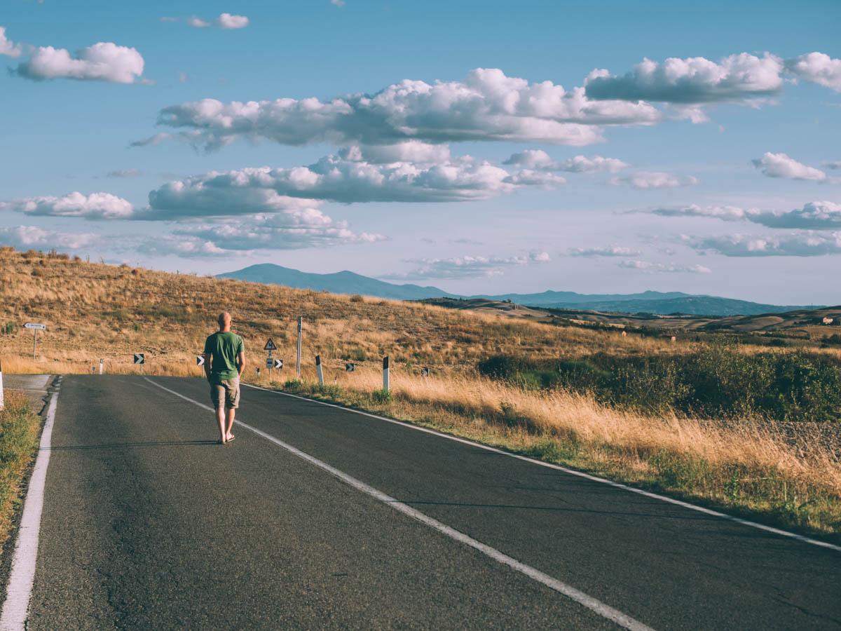 guide pratique d'un road trip en toscane