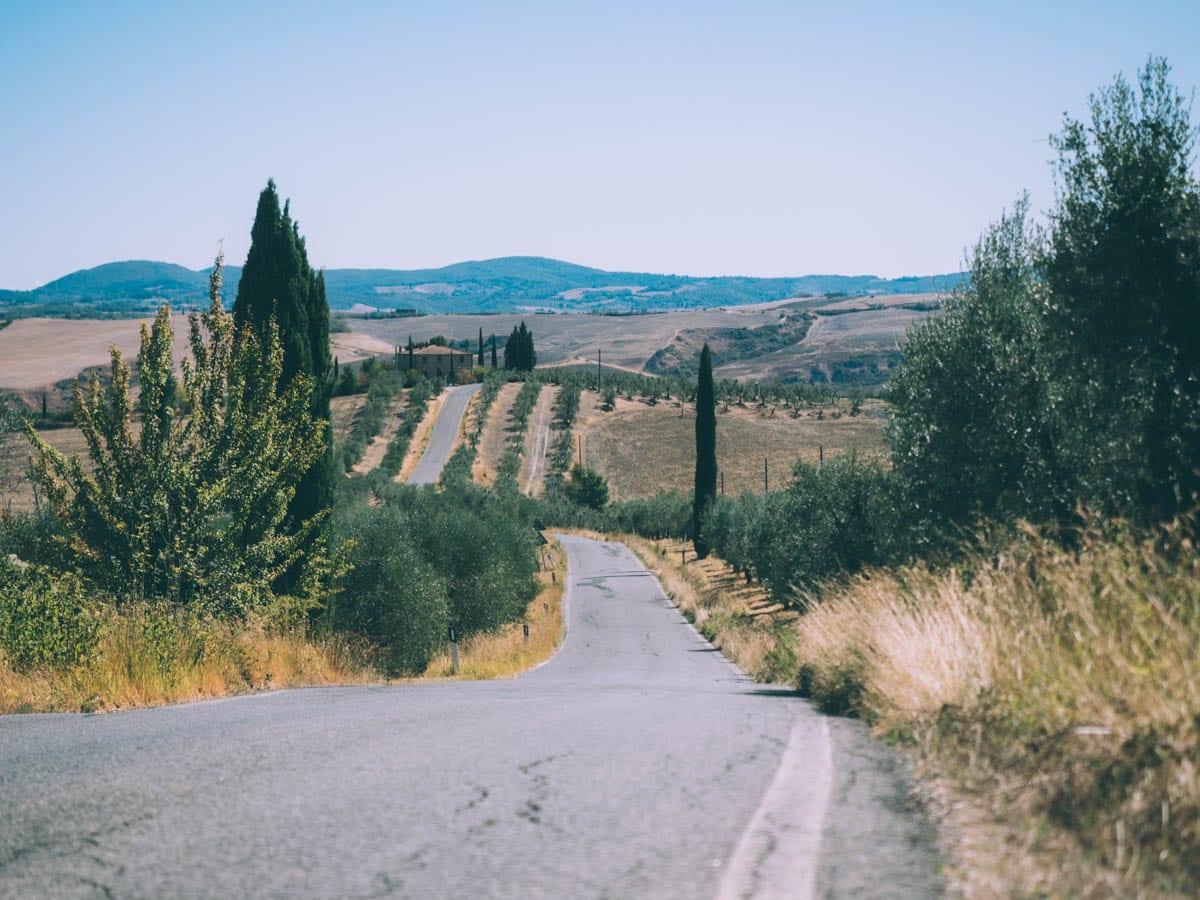 coups de coeur d'un road trip en toscane
