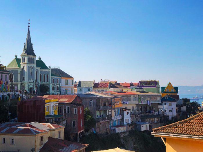 Visiter Valparaiso, voyage au Chili