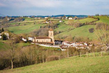 La Bastide-Clairence, beau village du Pays Basque