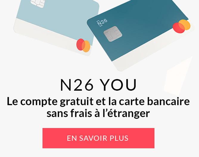 Banque gratuite et sans frais à l'étranger