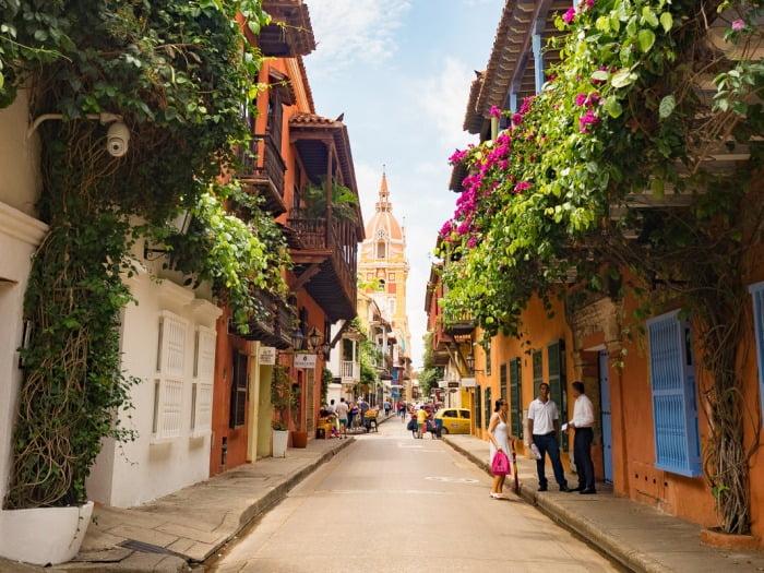 Lettre d'amour à la Colombie